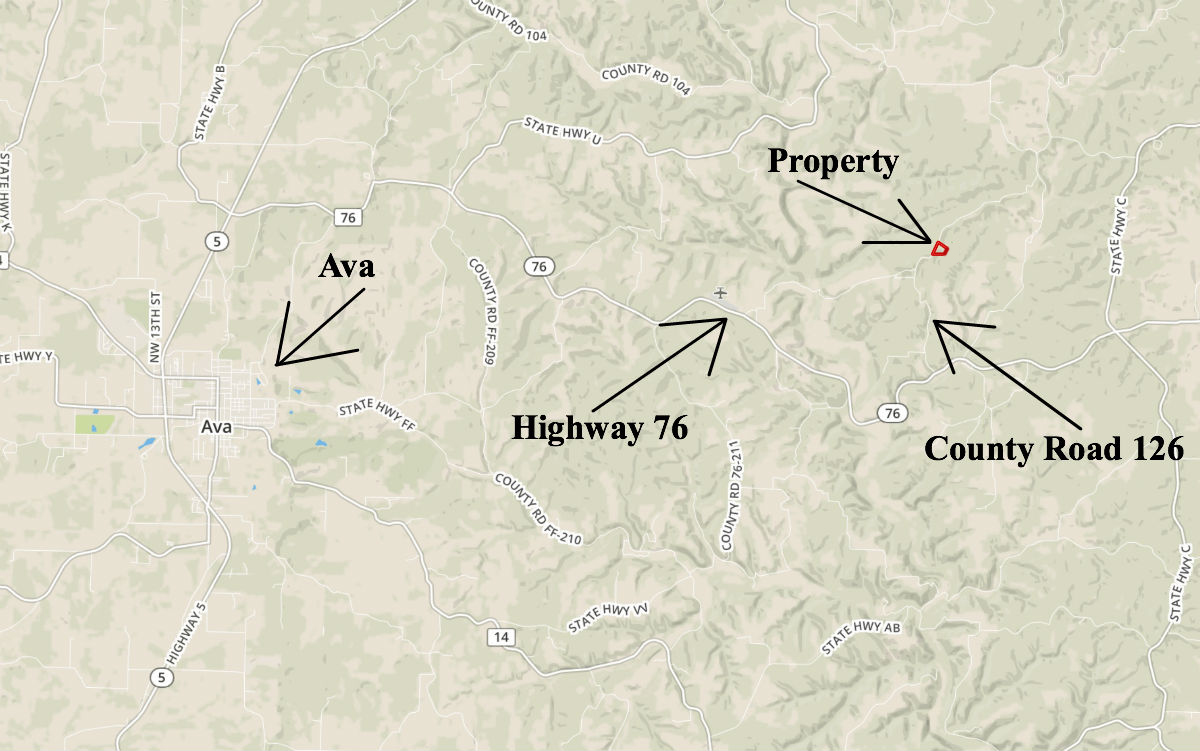 Map From Ava to the Property